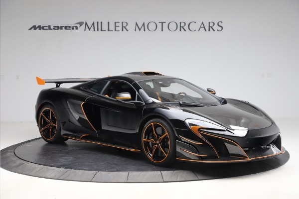 Used 2016 McLaren 688 MSO HS for sale Call for price at Bentley Greenwich in Greenwich CT 06830 12