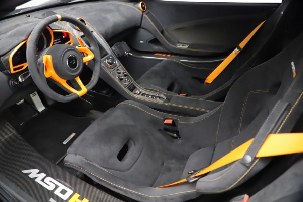 Used 2016 McLaren 688 MSO HS for sale Call for price at Bentley Greenwich in Greenwich CT 06830 13
