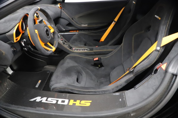 Used 2016 McLaren 688 MSO HS for sale Call for price at Bentley Greenwich in Greenwich CT 06830 14