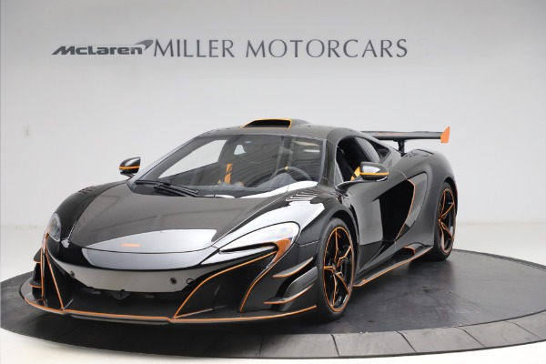 Used 2016 McLaren 688 MSO HS for sale Call for price at Bentley Greenwich in Greenwich CT 06830 2