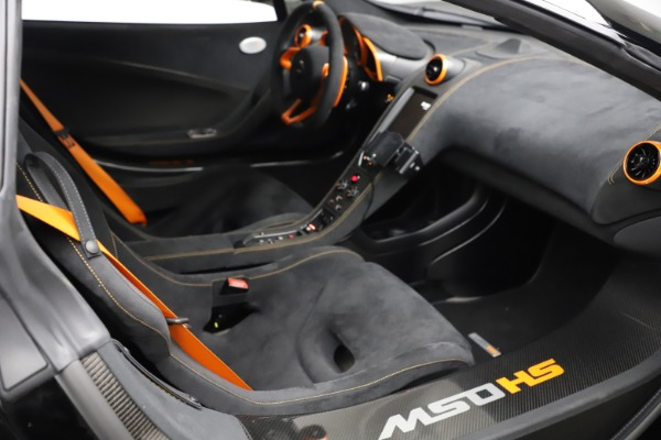 Used 2016 McLaren 688 MSO HS for sale Call for price at Bentley Greenwich in Greenwich CT 06830 20
