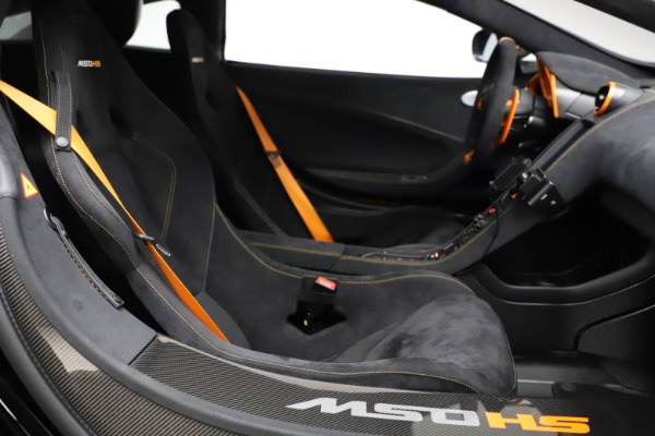Used 2016 McLaren 688 MSO HS for sale Call for price at Bentley Greenwich in Greenwich CT 06830 21