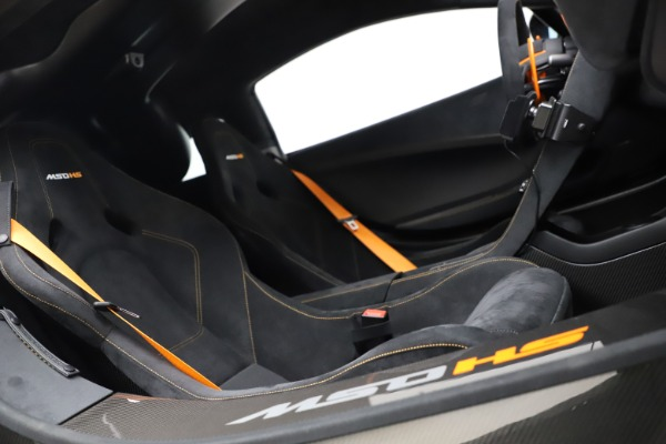 Used 2016 McLaren 688 MSO HS for sale Call for price at Bentley Greenwich in Greenwich CT 06830 22