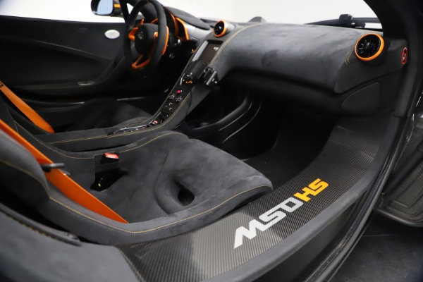 Used 2016 McLaren 688 MSO HS for sale Call for price at Bentley Greenwich in Greenwich CT 06830 23