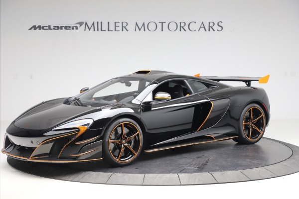 Used 2016 McLaren 688 MSO HS for sale Call for price at Bentley Greenwich in Greenwich CT 06830 3
