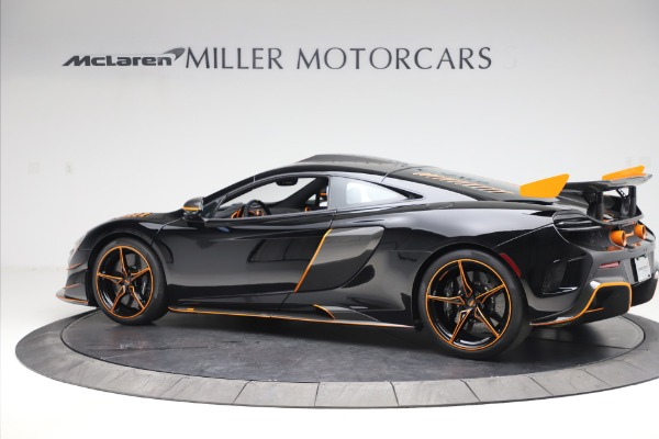 Used 2016 McLaren 688 MSO HS for sale Call for price at Bentley Greenwich in Greenwich CT 06830 5