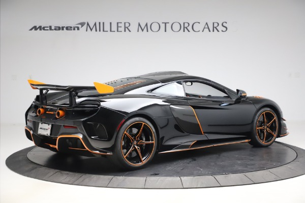 Used 2016 McLaren 688 MSO HS for sale Call for price at Bentley Greenwich in Greenwich CT 06830 9
