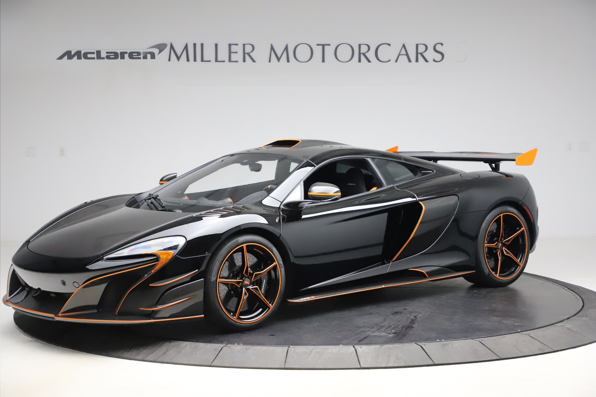 Used 2016 McLaren 688 MSO HS for sale Call for price at Bentley Greenwich in Greenwich CT 06830 1