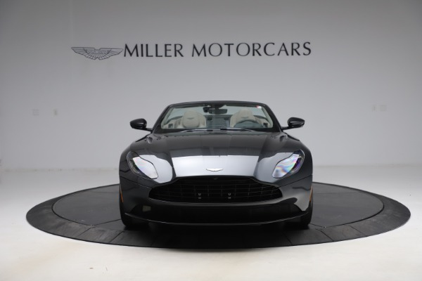 New 2021 Aston Martin DB11 Volante Convertible for sale $270,386 at Bentley Greenwich in Greenwich CT 06830 10