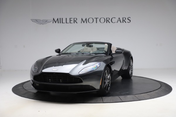 New 2021 Aston Martin DB11 Volante Convertible for sale $270,386 at Bentley Greenwich in Greenwich CT 06830 11