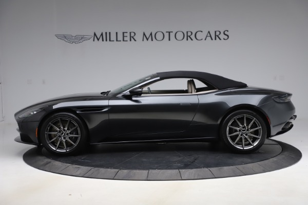 New 2021 Aston Martin DB11 Volante Convertible for sale $270,386 at Bentley Greenwich in Greenwich CT 06830 12