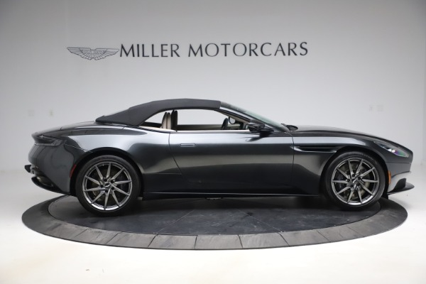 New 2021 Aston Martin DB11 Volante Convertible for sale $270,386 at Bentley Greenwich in Greenwich CT 06830 15