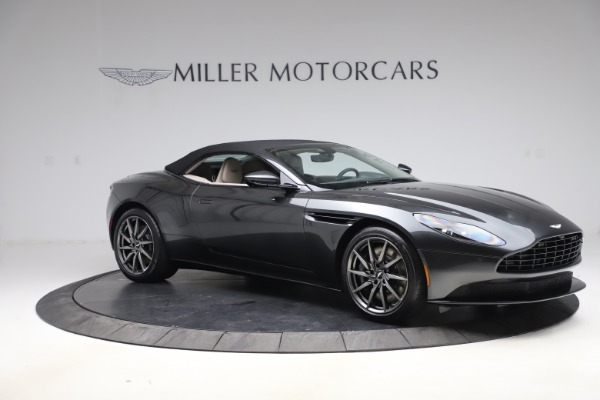 New 2021 Aston Martin DB11 Volante Convertible for sale $270,386 at Bentley Greenwich in Greenwich CT 06830 16