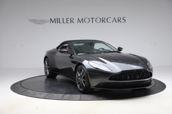 New 2021 Aston Martin DB11 Volante Convertible for sale $270,386 at Bentley Greenwich in Greenwich CT 06830 17