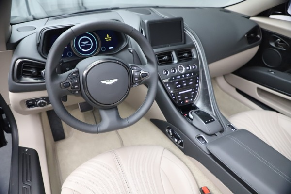 New 2021 Aston Martin DB11 Volante Convertible for sale $270,386 at Bentley Greenwich in Greenwich CT 06830 19