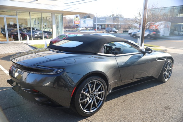 New 2021 Aston Martin DB11 Volante Convertible for sale $270,386 at Bentley Greenwich in Greenwich CT 06830 28