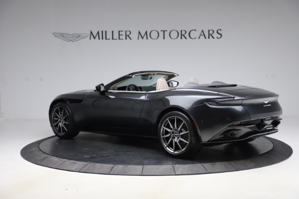 New 2021 Aston Martin DB11 Volante Convertible for sale $270,386 at Bentley Greenwich in Greenwich CT 06830 3