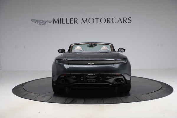 New 2021 Aston Martin DB11 Volante Convertible for sale $270,386 at Bentley Greenwich in Greenwich CT 06830 5