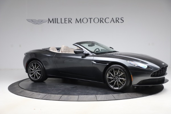 New 2021 Aston Martin DB11 Volante Convertible for sale $270,386 at Bentley Greenwich in Greenwich CT 06830 8