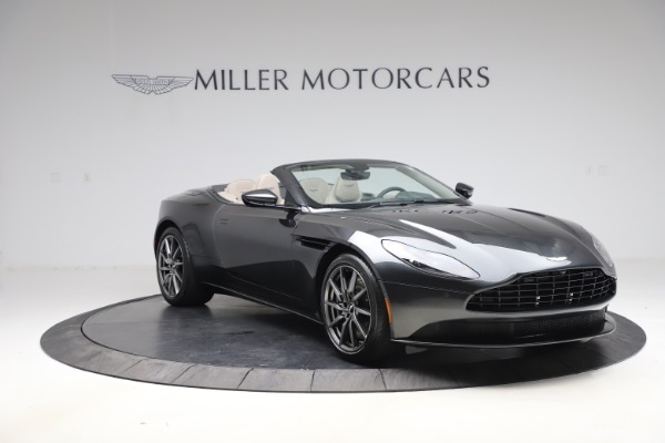 New 2021 Aston Martin DB11 Volante Convertible for sale $270,386 at Bentley Greenwich in Greenwich CT 06830 9