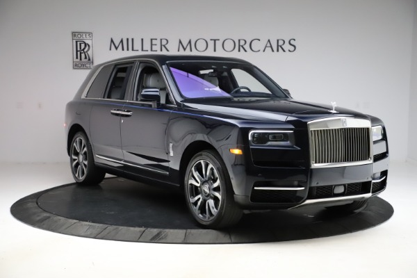 Used 2019 Rolls-Royce Cullinan for sale $349,900 at Bentley Greenwich in Greenwich CT 06830 12
