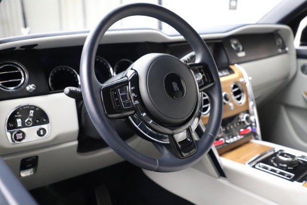 Used 2019 Rolls-Royce Cullinan for sale $349,900 at Bentley Greenwich in Greenwich CT 06830 13