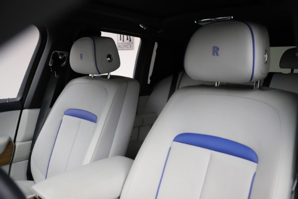 Used 2019 Rolls-Royce Cullinan for sale $349,900 at Bentley Greenwich in Greenwich CT 06830 15