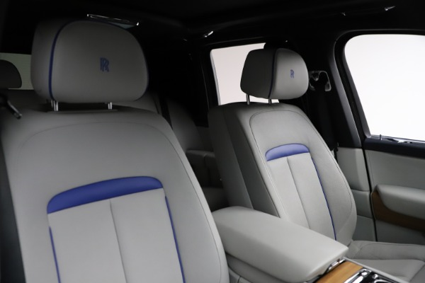 Used 2019 Rolls-Royce Cullinan for sale $349,900 at Bentley Greenwich in Greenwich CT 06830 16