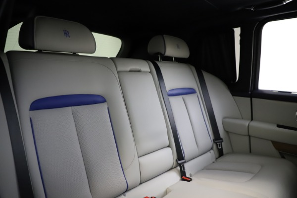 Used 2019 Rolls-Royce Cullinan for sale $349,900 at Bentley Greenwich in Greenwich CT 06830 17
