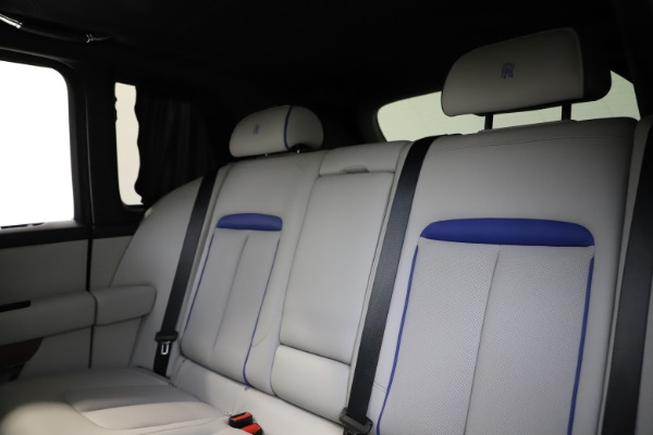 Used 2019 Rolls-Royce Cullinan for sale $349,900 at Bentley Greenwich in Greenwich CT 06830 18