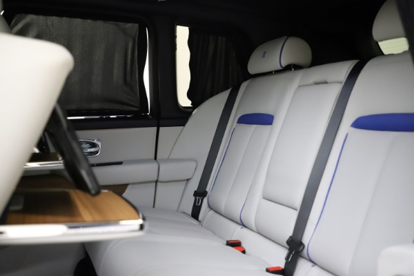 Used 2019 Rolls-Royce Cullinan for sale $349,900 at Bentley Greenwich in Greenwich CT 06830 25