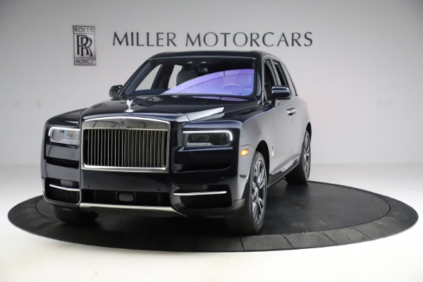 Used 2019 Rolls-Royce Cullinan for sale $349,900 at Bentley Greenwich in Greenwich CT 06830 1