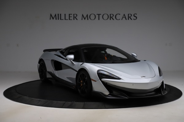Used 2019 McLaren 600LT for sale $223,900 at Bentley Greenwich in Greenwich CT 06830 10