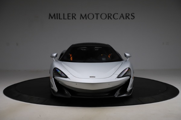 Used 2019 McLaren 600LT for sale $223,900 at Bentley Greenwich in Greenwich CT 06830 11