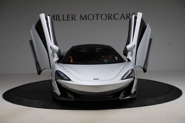 Used 2019 McLaren 600LT for sale $223,900 at Bentley Greenwich in Greenwich CT 06830 12
