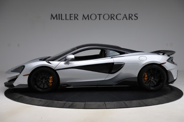 Used 2019 McLaren 600LT for sale $223,900 at Bentley Greenwich in Greenwich CT 06830 2