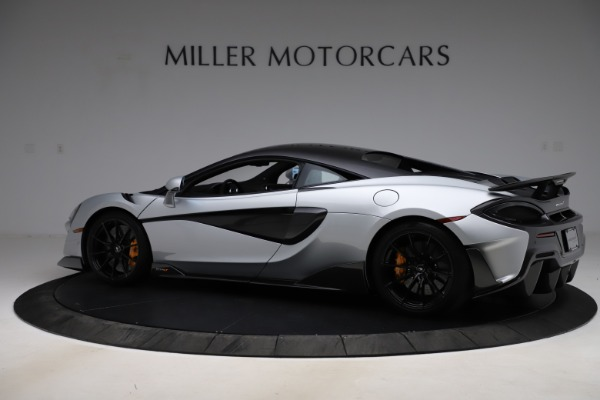 Used 2019 McLaren 600LT for sale $223,900 at Bentley Greenwich in Greenwich CT 06830 3