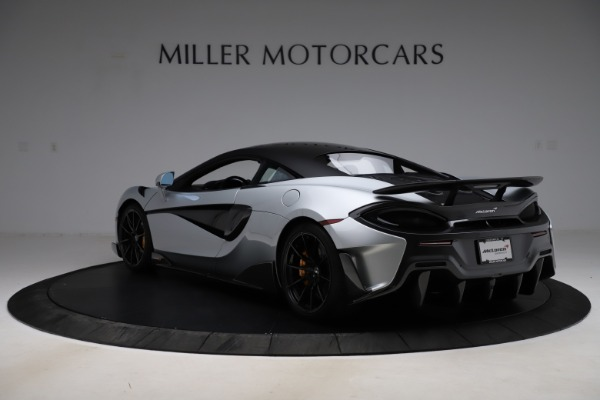 Used 2019 McLaren 600LT for sale $223,900 at Bentley Greenwich in Greenwich CT 06830 4