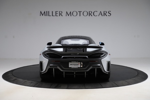 Used 2019 McLaren 600LT for sale $223,900 at Bentley Greenwich in Greenwich CT 06830 5