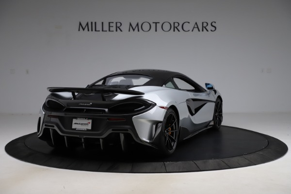 Used 2019 McLaren 600LT for sale $223,900 at Bentley Greenwich in Greenwich CT 06830 6