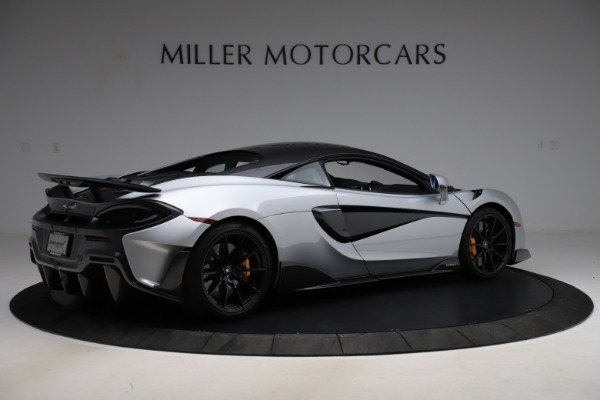 Used 2019 McLaren 600LT for sale $223,900 at Bentley Greenwich in Greenwich CT 06830 7