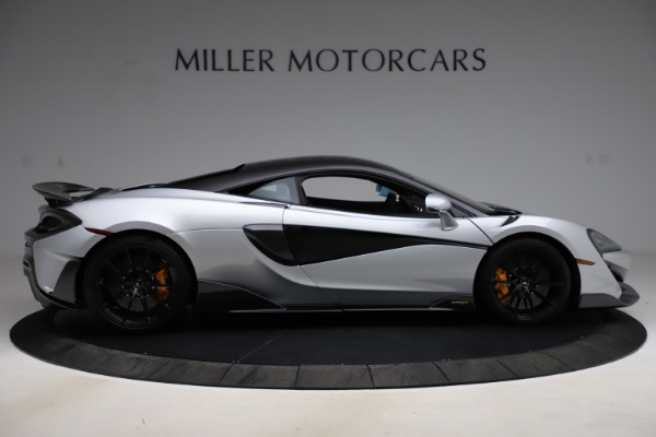 Used 2019 McLaren 600LT for sale $223,900 at Bentley Greenwich in Greenwich CT 06830 8