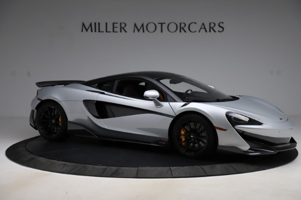 Used 2019 McLaren 600LT for sale $223,900 at Bentley Greenwich in Greenwich CT 06830 9