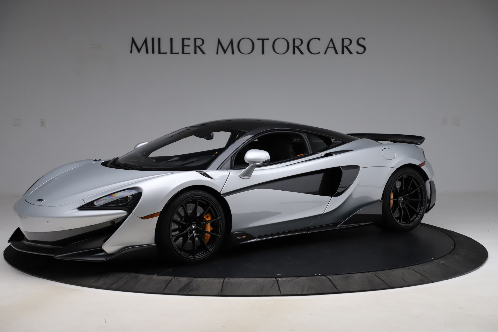Used 2019 McLaren 600LT for sale $223,900 at Bentley Greenwich in Greenwich CT 06830 1