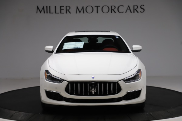 New 2021 Maserati Ghibli S Q4 GranLusso for sale Sold at Bentley Greenwich in Greenwich CT 06830 12