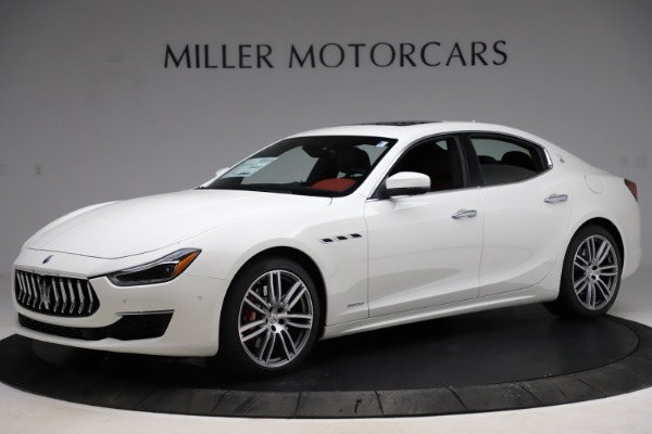 New 2021 Maserati Ghibli S Q4 GranLusso for sale $95,835 at Bentley Greenwich in Greenwich CT 06830 2