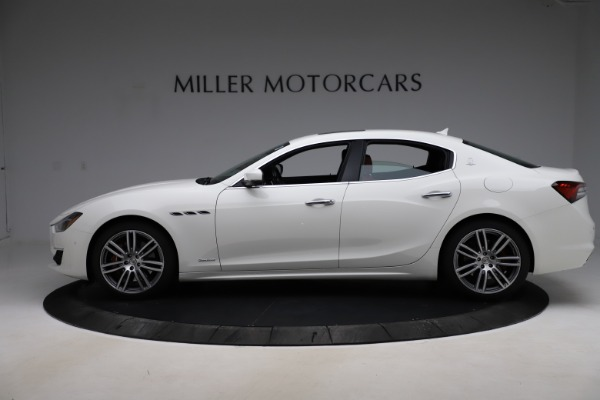 New 2021 Maserati Ghibli S Q4 GranLusso for sale Sold at Bentley Greenwich in Greenwich CT 06830 3