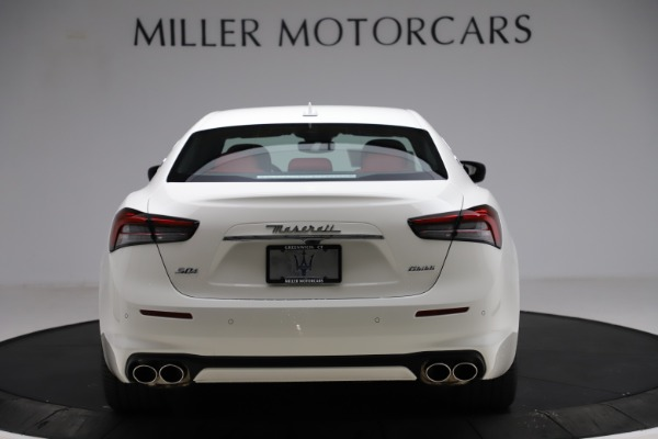 New 2021 Maserati Ghibli S Q4 GranLusso for sale Sold at Bentley Greenwich in Greenwich CT 06830 6