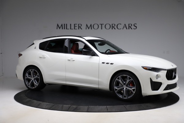 New 2021 Maserati Levante GTS for sale $140,585 at Bentley Greenwich in Greenwich CT 06830 10