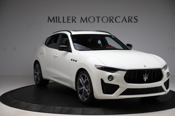 New 2021 Maserati Levante GTS for sale $140,585 at Bentley Greenwich in Greenwich CT 06830 11